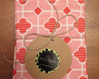 Cloth Napkins- Set of four