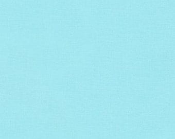Fabric - Robert Kaufman- Kona solids - Azure - cotton