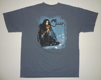 Cher Do You Believe Tour T-Shirt 1990s XL