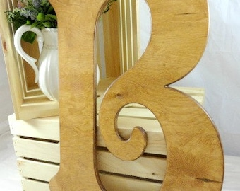 Rustic Letters Wedding Sign Victorian Wedding Letters Large Wood Letter Wedding Photo Prop Custom Letters Guest Book Alternatives Home Decor