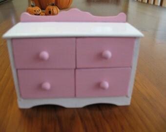 Dollhouse Dresser
