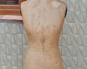 Dress Form Mannequin Papier Mache Dress Form Mannequin Bust