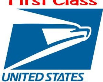 First Class Postage - For RETURNS & EXCHANGES Only