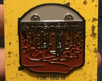 "The Shining ""Elevator"" Pin"