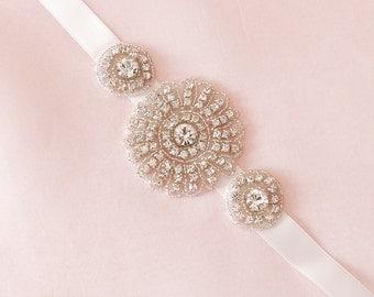 rhinestone bracelet, bridal bracelet, wedding bracelet, crystal bracelet, bling bracelet
