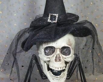 Spider Skull, Witch