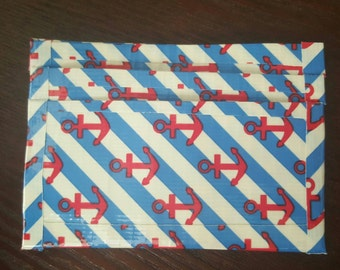 Anchor Duck Tape Wallet