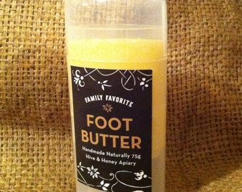 Our Families Secret Foot Butter Large Size 75gm