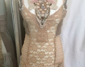 Vintage inspired wedding dress,Fairy wedding dress,romantic, Bohemian wedding,Victorian wedding Beach wedding dress Bridal gowns,
