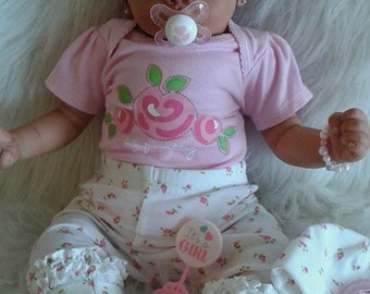 Gorgeous Reborn Baby Girl