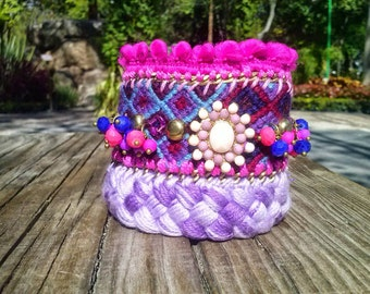 Chic Mexican bracelet