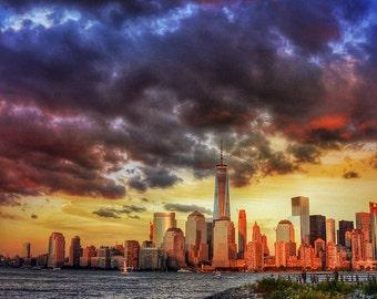 New York City Skyline Photography