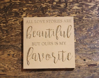 All love stories are beautiful