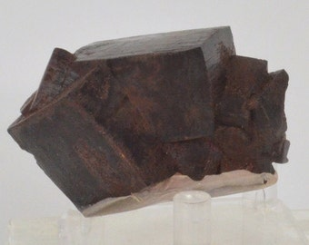 Goethite Pseudomorph after Pyrite or Fools Gold from Utah