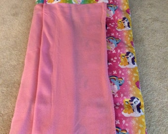 Character Nap Mat Cover with or without Attached Pillow