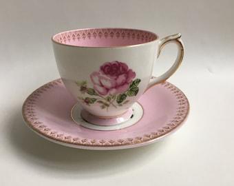 WINDSOR, Tea Cup & Saucer, Bone China, Made in England 176/644