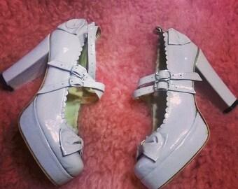 Kawaii Lolita Bubble shoes
