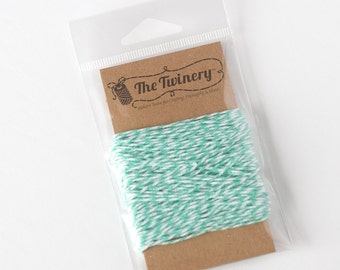 The Twinery Twine - Caribbean Teal