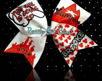 how to make all star cheer bows