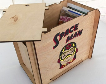 Comic Book Storage Box