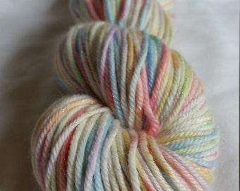 Unicorn Farts dk silk mix yarn