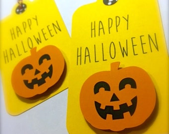 Happy Halloween Gift Tag