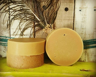 Neem Oil lye Soap