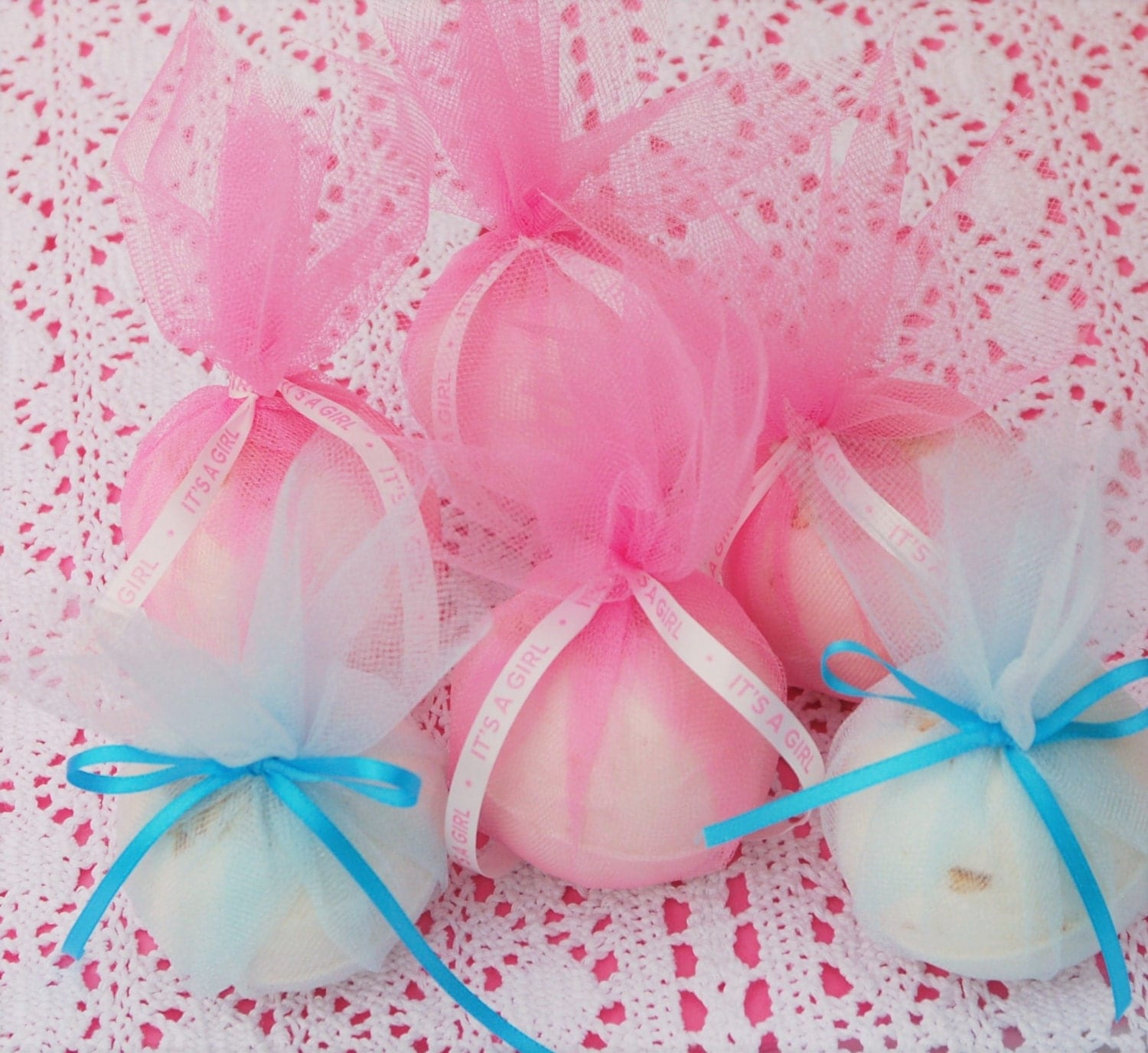 Bath Bomb Favors Bath Bomb Shower Favors Baby Shower