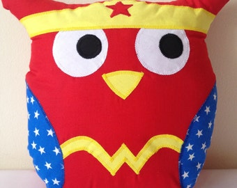 Wonder Woman Super Owl