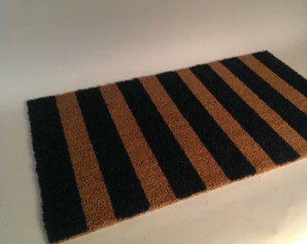 Striped Doormat (size options)