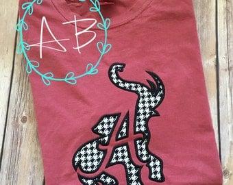 Elephant A Comfort Color Alabama Shirt