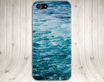 Rough California Waves x Beach Foam Surf Phone Case, iPhone 8, Protective iPhone Case, Galaxy s8, Samsung Galaxy Case, Note 8, CASE ESCAPE