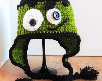 Frankenstein Monster Hat