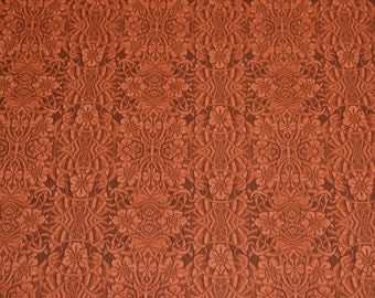 Longfellow by Whistler Studios for Windham Fabrics Vintage Tooled Leather  Quilting Cotton