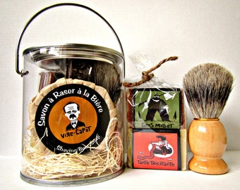 Beer Shaving soap Vire-Capot Gift set