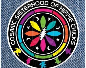 Cosmic Sisterhood ( Patches )