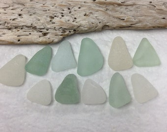 Triangles of Scottish Sea Glass SG 11.7.16.22