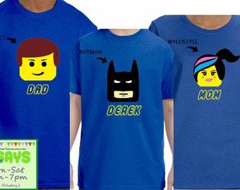LEGO #5 - Wyld Style Legoland Shirts
