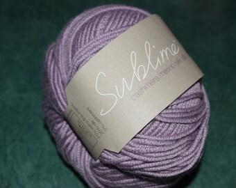Sublime Cashmere Merino Silk DK Yarn