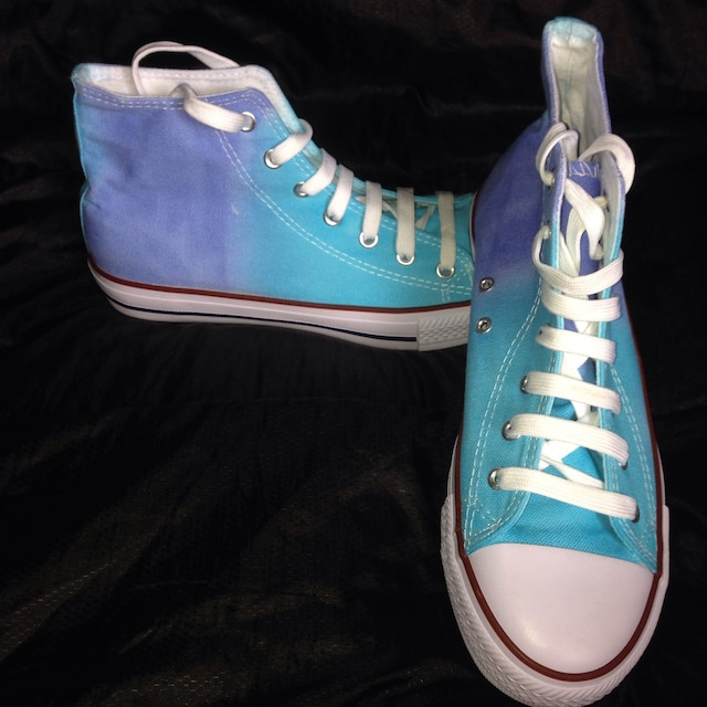 the owl co for tie dye boots by theredowlco on etsy