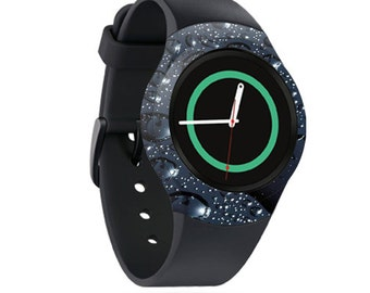 Skin Decal Wrap for Samsung Gear S2, S2 3G, Live, Neo S Smart Watch, Galaxy Gear Fit cover sticker Wet Dreams