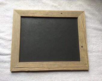 Reclaimed Wood Chalkboard