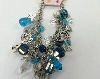 """Beautiful """"key to my heart"""" charm bracelet #2"""
