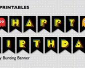 Pac-Man Birthday Party Bu...