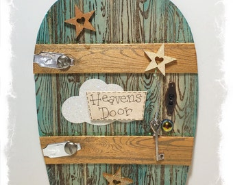 NEW Handcrafted Doors - 'Heavens Door'/ religious door