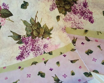 Hand Made Queen Size Pillow Cases