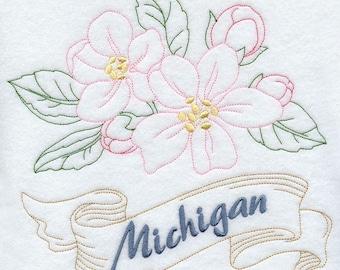 Michigan Towel Etsy