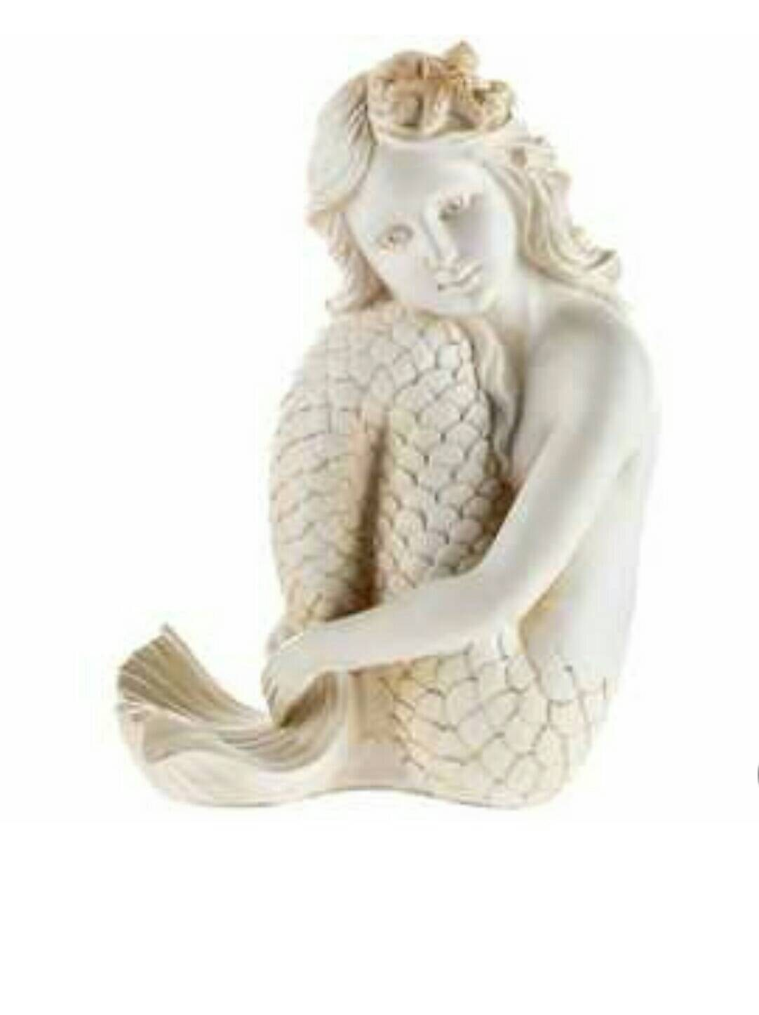 On sale large mermaid decor statue resin home decor antique for Home decor items on sale