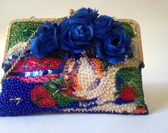 Clutch - Handbag - Handmade Pimpi Smith
