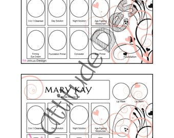 Mary Kay tray insert miracle set